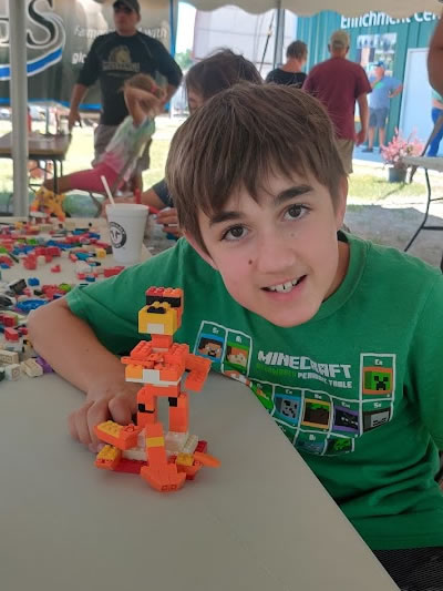 lego contest winner